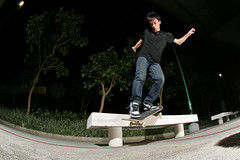 Midnight Backside Smith @ Shatin