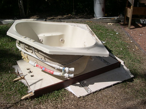 Old spa bath for sale