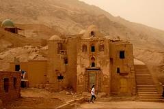 DSC_1122_tuyuguo_bldg (kdriese) Tags: china building muslim uighur xinjiang silkroad turpan taklamakan turfan nikond200 may2007 kendriese tuyuguo