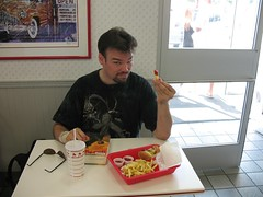 Chowing down at Inn-n-Out