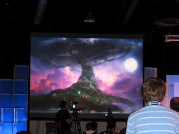 Primera imagen de la película de Warcraft