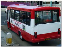 Plymouth Citybus 282 N282PDV