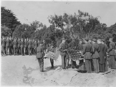 A Hero's Burial - Saipan (afigallo) Tags: usmc war pacific wwii ww2 marines saipan