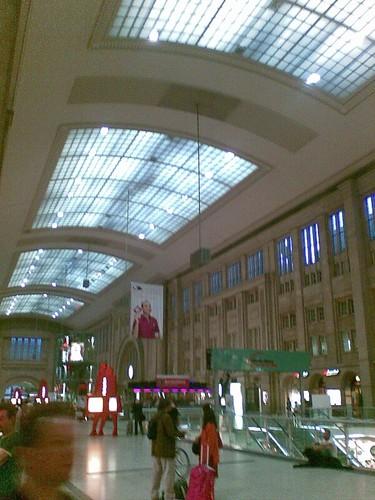 leipzigin rautatieasema