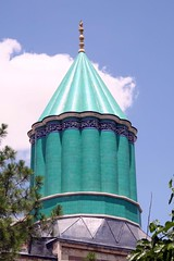 Mevlana Muzesi, Konya Turkey (Mike Fairbanks) Tags: turkey muslim islam mosque sufi sufism rumi whirling konya iconium dervishers mevlanamuzesi