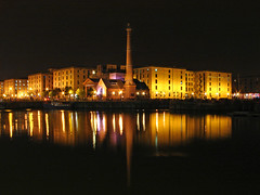 Pump house by night (Mr Grimesdale) Tags: liverpool reflections sony albertdock merseyside capitalofculture rivermersey mrgrimsdale stevewallace capitalofculture2008 liverpoolcapitalofculture2008 dsch2 europeancapitalofculture2008 photofaceoffwinner liverpoolcapitalofculture pfogold mrgrimesdale grimesdale