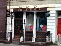 Illicit Still before renovation (bdcunni) Tags: bar still edinburgh before tollcross illicit illicitstill bestbar bestpub