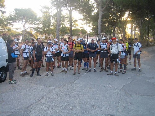 Trail MTC calanques Pierre (2)