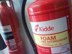 Kidde foam