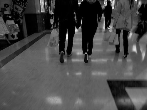 ふたりで歩く