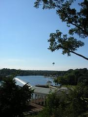 water works view (lulu.bell) Tags: philadelphia museum hotairballoon waterworks