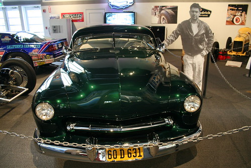 Sam Barris 1949 Mercury Custom