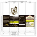 Bourbon Coffee Bag Labels 153