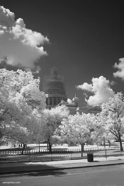 State Capitol IR