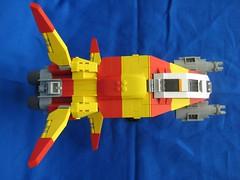 Taiidan Scout - Top (RSS130871) Tags: lego scout homeworld taiidan