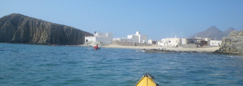 Cabo de Gata en kayak 377