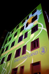 0002 Stadt und Land FESTIVAL OF LIGHTS 2010 (Festival of Lights) Tags: berlin festival lights stadt land festivaloflights 2010 stadtundland