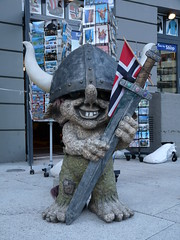 Welcome to Norway! (Päivi ♪♫) Tags: oslo norway touristshop vikingtroll