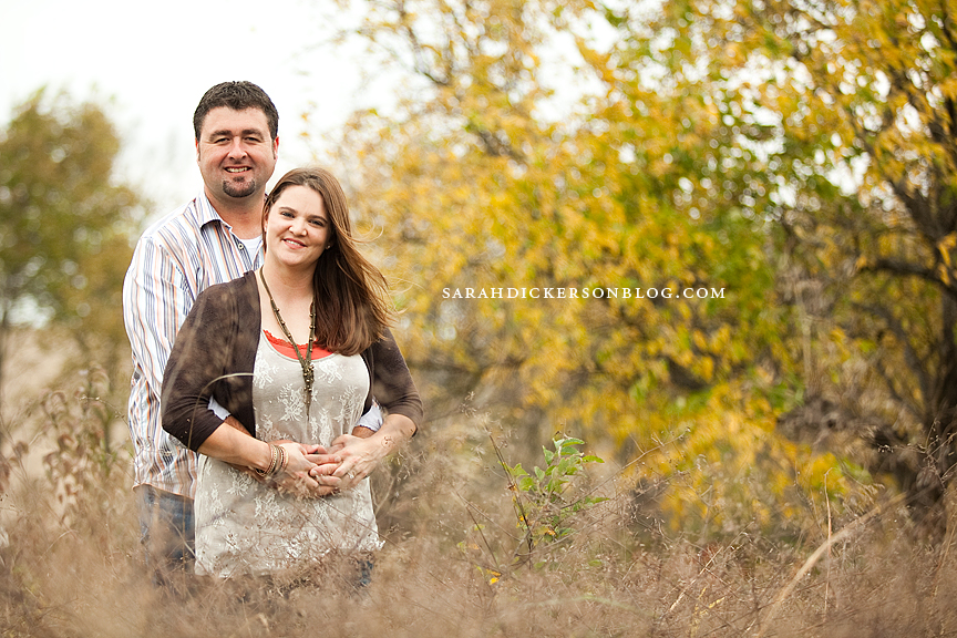 Atchison, Kansas engagement photography
