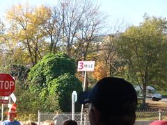 3 mile marker
