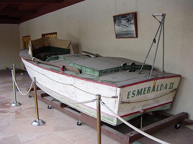 Grand Canyon Boat grca13727-Esmeralda01