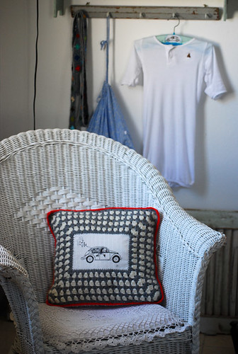 The little cushion  for Little Ivo by good mood factory