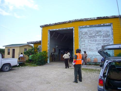Mayaguana Airport Terminal