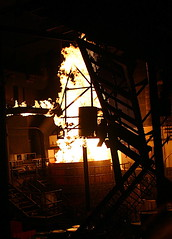 Back Draft v (moacirdsp) Tags: california fire losangeles explosion hollywood universalstudios 2007 specialeffects backdraft