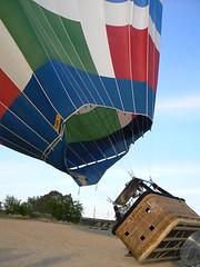 Cómo montarse en globo y no morir en el intento | Sobrevolar Sevilla es un deporte de riesgo ceslava 2