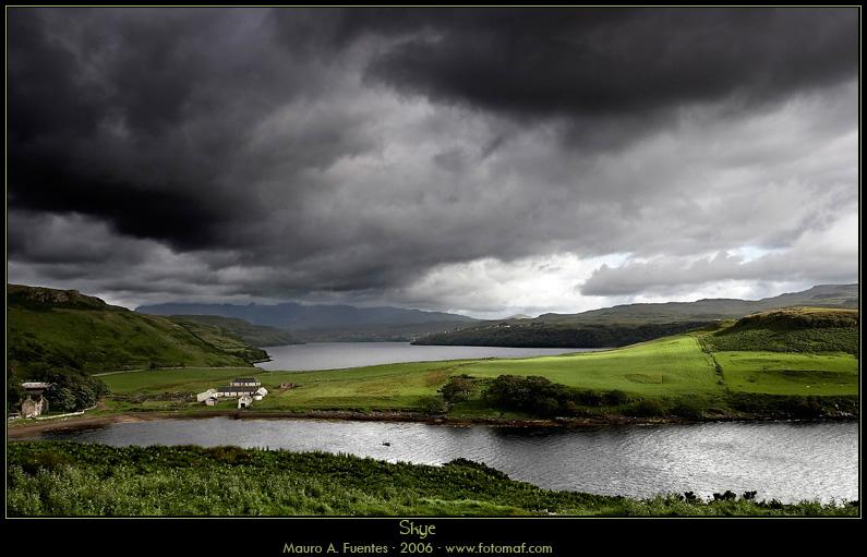 Isla de Skye / Skye Island