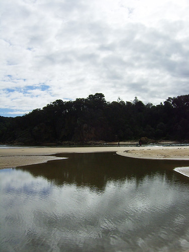 Tathra river mouth