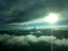 Clouds, sun, etc