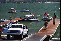 Boat Ramps at North Beach