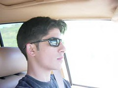 driving around (AriJoon) Tags: