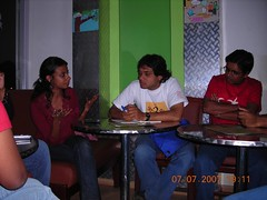 Bangalore Bloggers Meet (harinathpv) Tags: bbm