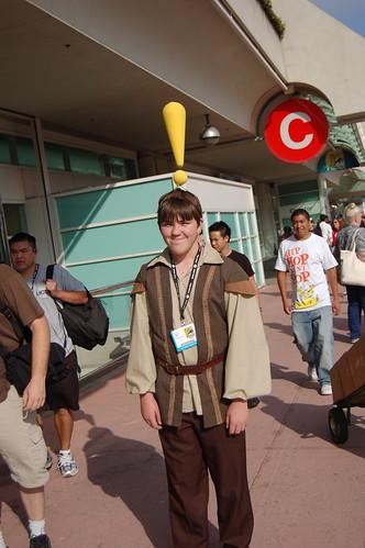 Comic Con 2007: Quest Giver