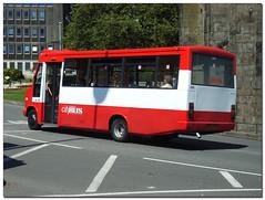 Plymouth Citybus 286 N286PDV