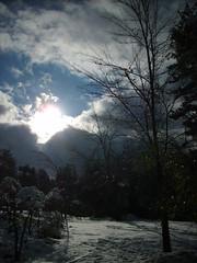 Sierras de Bellavista, provincia de Colchagua, Chile (Alonso Henrquez) Tags: chile winter sky sun snow sol clouds forest nieve sierra bellavista bosque cielo nubes andes invierno alonso colchagua precordillera ciprs tepasaste henrquez alonsohenrquez