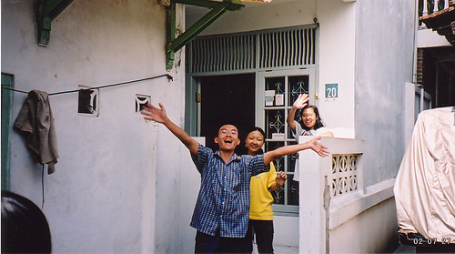 Leaving Malang