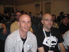 Bald dudes - SES San Jose 2007