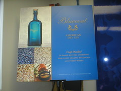 Blue Coat Gin Poster 2
