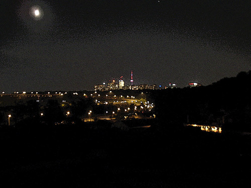 Skyline from the Don Valley Brickworks