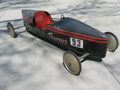 Tinker Toy; The 1959 Minneapolis Soap Box Derby Winner (MNkiteman) Tags: minneapolis 93 soapboxderby jaycees tinkertoy hennepincounty backtothe50s allamericansoapboxderby 1959minneapolissoapboxderby twinciities minneapolisjaycees hennepincountyhistorymuseum