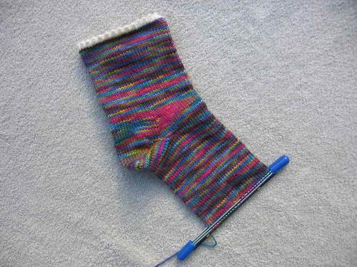 Sockapalooza anel sock