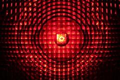 Stop Crying, Mother said (raumoberbayern) Tags: light red baby lamp constructionarea munich mnchen findleastinteresting breast mother stop lantern cry breastfeed robbbilder rotlicht flickrandme baustellenlaterne