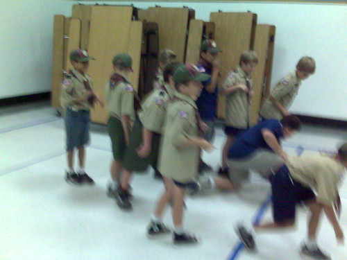 September Cub Scout Pack Meeting