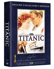 Titanic DVD Deluxe Collector's Edition
