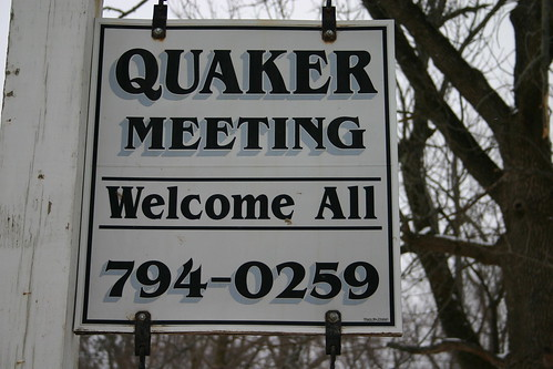Quaker Meeting: Welcome All