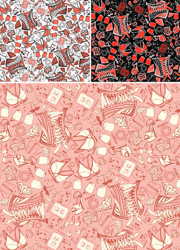 faesthetic patterns ve-vamped