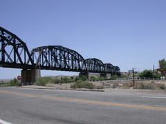 Arizona & California RR Parker AZ 3369 (DB's travels) Tags: railroad arizona coloradoriver parker arizonacaliforniarr arzc